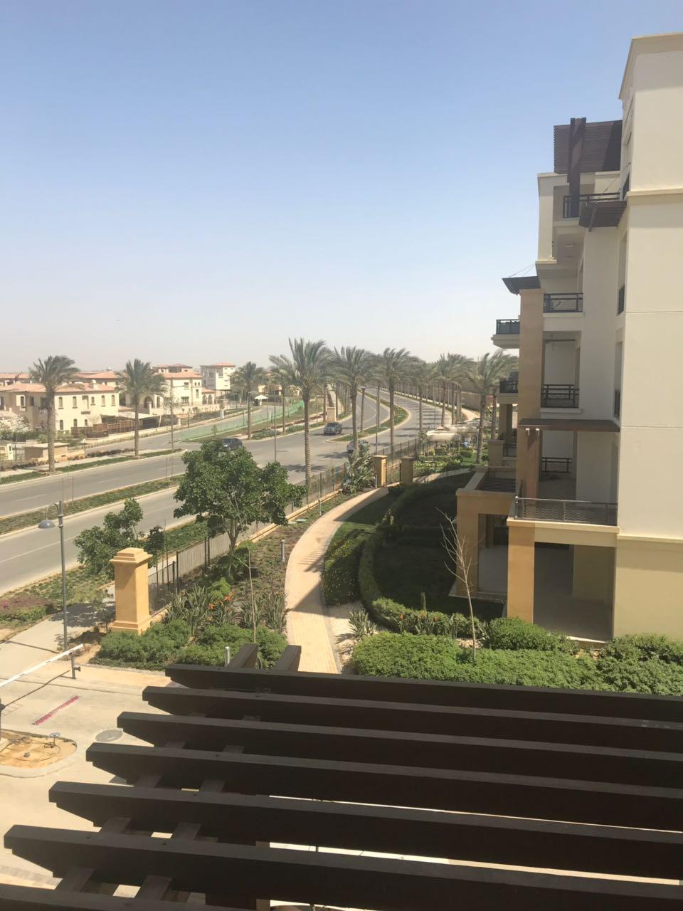Uptown cairo Apartment 197 m Amazing View